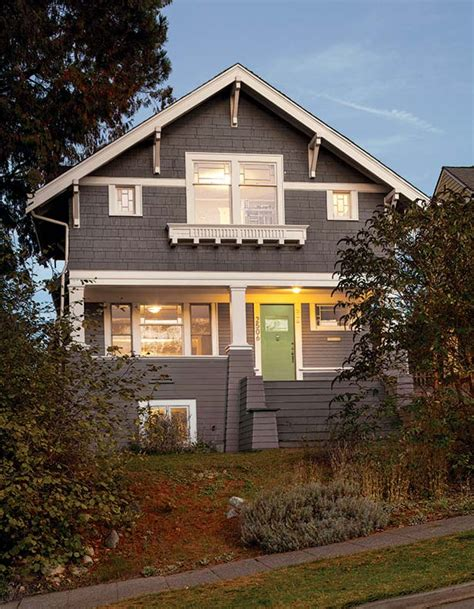 new houses that look like old houses saving a craftsman house in seattle old house online
