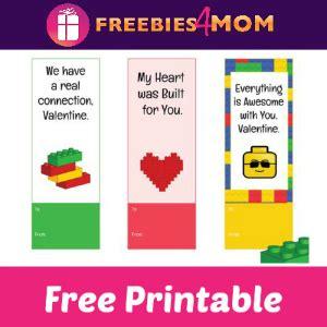 printable lego bookmarks free printable lego valentine bookmarks