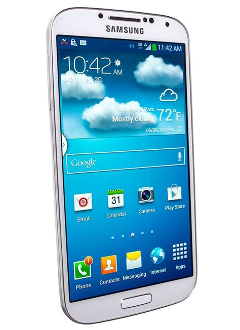 samsung galaxy s 4 sprint review rating pcmag