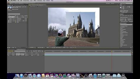 Tutorial After Effects Matte Painting | after effects tutorial matte painting youtube