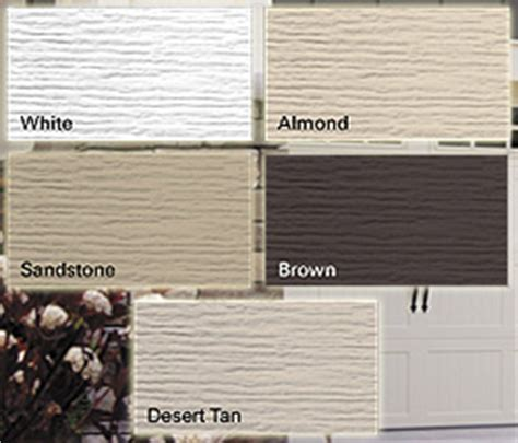 Sandstone Color Garage Door by Standard Garage Doors Colors White Almond Brown