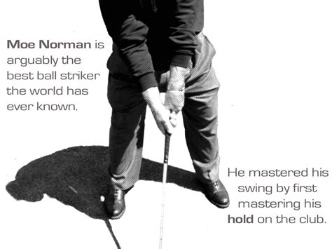 moe norman golf swing video moe norman golf the feeling of greatness training club