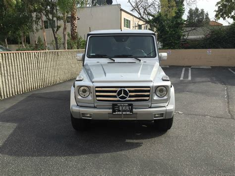 manual cars for sale 2004 mercedes benz g class engine control 2004 mercedes benz g500 for sale silver on black beverly motors inc glendale auto leasing