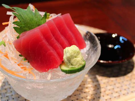 Fish Maguro Sashimi sashimi goodness ntu japanese appreciation club