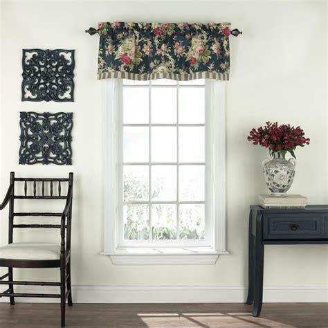 Waverly Window Treatments Waverly Waverly Sanctuary Floral Valance Window