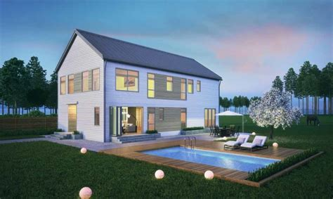prefab modern farmhouse blu homes launches 16 new prefab home designs including