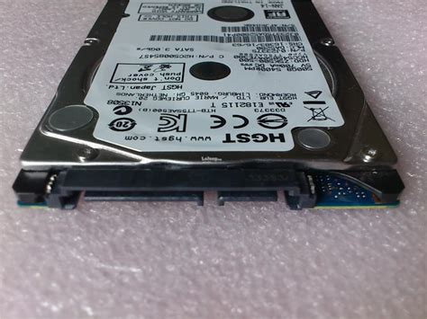 Hardisk Laptop 500gb Malaysia hgst 2 5 500gb 7mm disk for laptop sata hd end 3