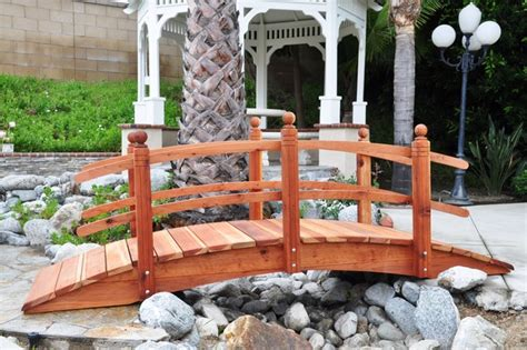 how to build a garden bridge quarto homes garden bridge traditional landscape ottawa by