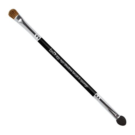 Ended Eye Shadow Brush isadora ended eye shadow applicator brush sponge