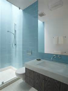 Glass Tile Ideas For Small Bathrooms Ideas To Incorporate Glass Tile In Your Bathroom Design