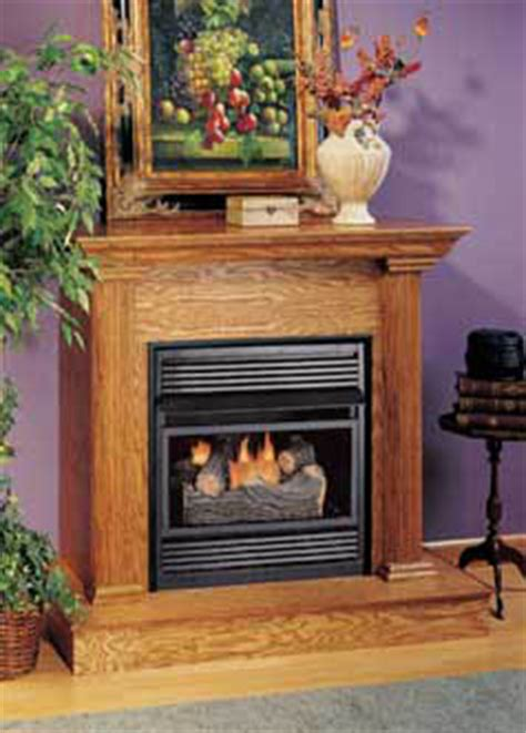 comfort glow vent free fireplaces concord compact fireplace