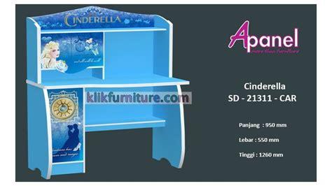 Uno Joint Table Ujt 2863 L Www Roommatefurniture sd 21311 car apanel meja belajar anak