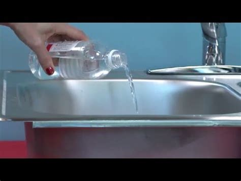 homemade drano for sink ditch the drano 2 ingredient diy sink declogger youtube