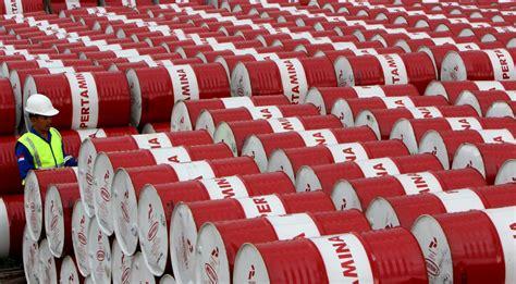 Pelumas Pertamina Per Drum 2015 Impor Minyak Mentah Produk Bbm Pertamina Turun Tajam