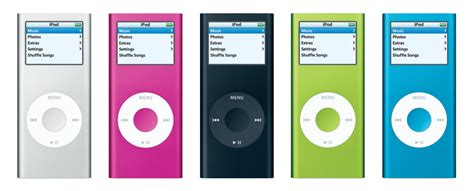 ipod color ipod s new colors are exciting the color names are not