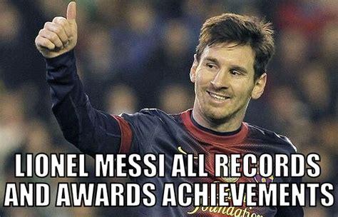 lionel messi records lionel messi all records list achievements footballwood