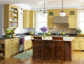 Yellow Kitchen Cabinet Style Archive Mellow Yellow Kitchen Stacystyle S