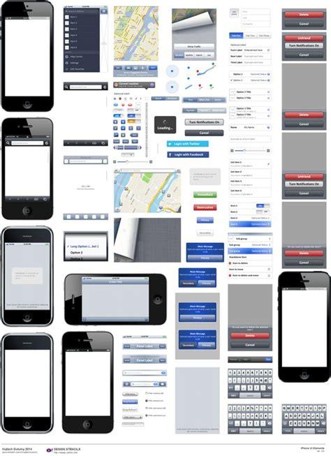 visio wireframe stencils iphone visio stencil 2 0 yahoo ux ui designer note