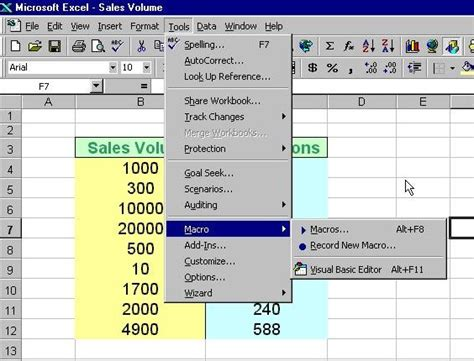 tutorial visual basic in excel creating excel vba functions