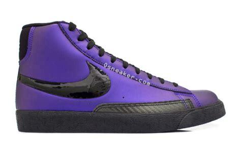 Nike Blazer High nike blazer high premium eggplant foosite freshness mag