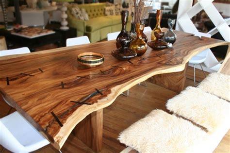unique wood dining room tables bon appetit 10 unique dining tables