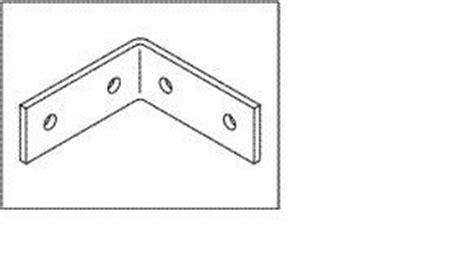 hoekijzer praxis metalen verbindingsstukken gamma