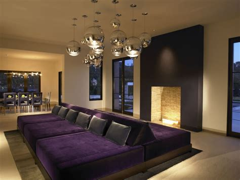 purple and gold room 19 purple and gold living room designs decorating ideas