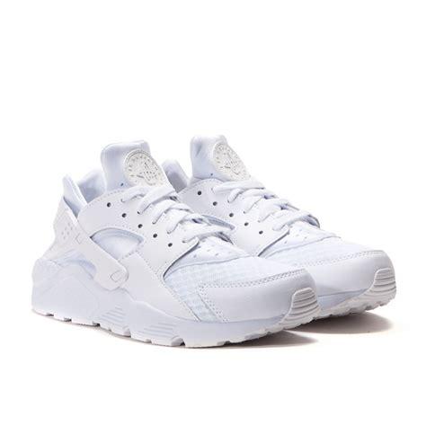 Nike Air White nike air huarache white 318429 111