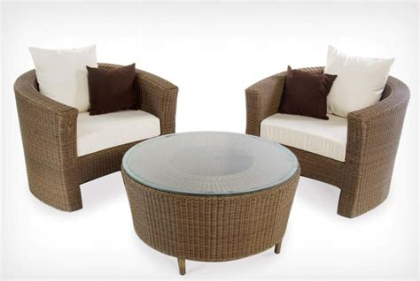 All Furniture by Woodware All Weather Furniture Living Collection