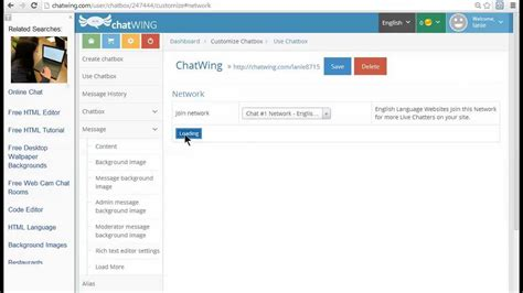 Live Chat Room Mobile - mobile free live webcast chat room software tool chatwing