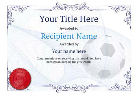 football certificates templates uk free uk football certificate templates add printable