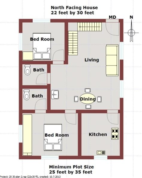 north facing floor plans 10 vastu tips for north facing house vastu wiki