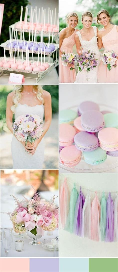 2016 spring wedding color trends chapter one seven