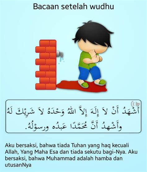 Buku Anak Tuntunan Doa Doa Harian Aplikasi Android Kumpulan Doa Doa Harian Untuk Anak