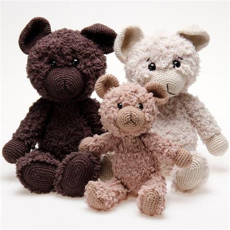 Teddy Handmade - teddy bamser oppskrifter go handmade hobbii no