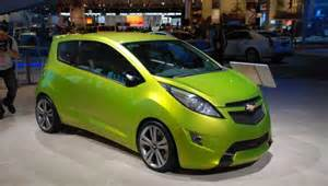 gm mulls production site for chevy spark hybrid cars