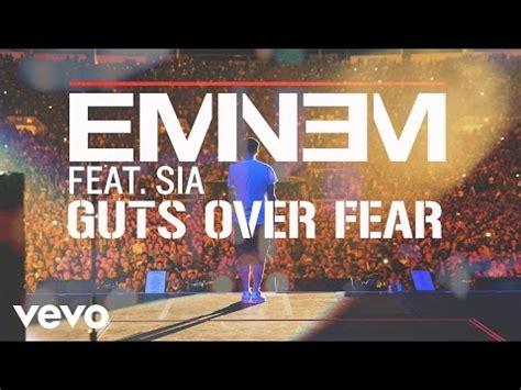 eminem guts over fear mp3 eminem music videos