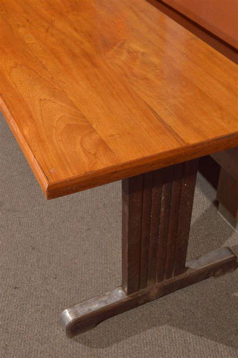 Large Bistro Table Large Bistro Table For Sale At 1stdibs
