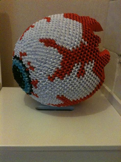 3d Origami Football - pin origami football helmet this is your indexhtml page