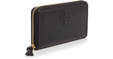 Burch Multi Gusset Zip Continental Wallet burch thea multi gusset zip continental wallet in black lyst