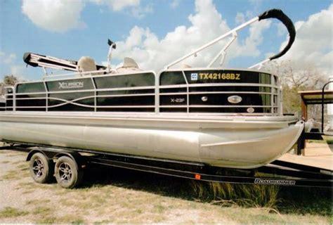 xcursion pontoon for sale 2013 xcursion boats for sale