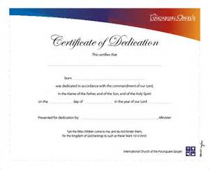baby dedication certificate template 19 free word pdf