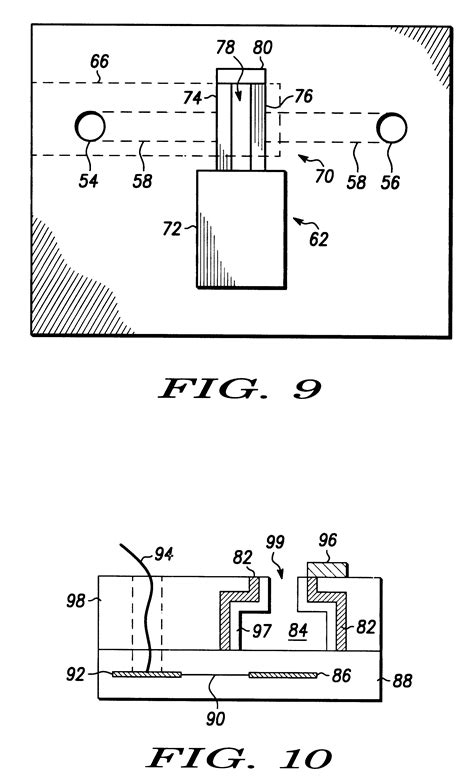 monolithic microwave integrated circuits technology design patent us6605454 microfluidic devices with monolithic microwave integrated circuits