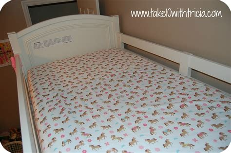 chagne bedding the secret to bunk bed sheets take 10 with tricia