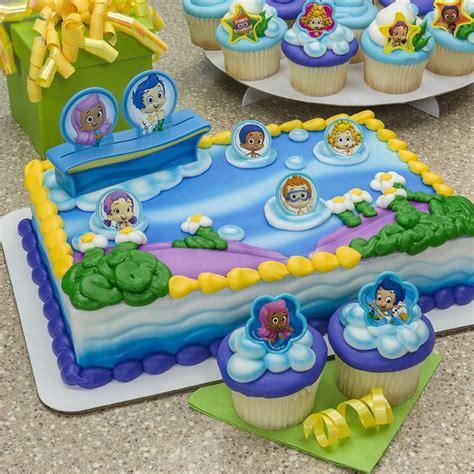 Guppies Cake Decorations by Hockey Decoset 174 Cake Topper Guppies Cake