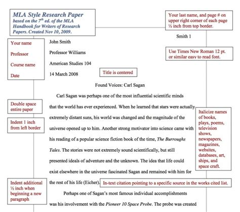 research paper guideline the mla format toreto co