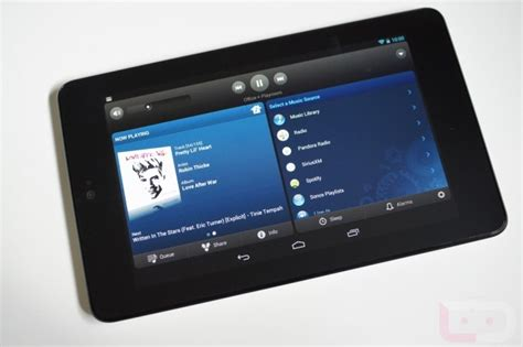 sonos android sonos for android receives update optimized for tablet use droid
