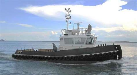 tug boat for sale singapore used damen 1606 tug for sale boats for sale yachthub