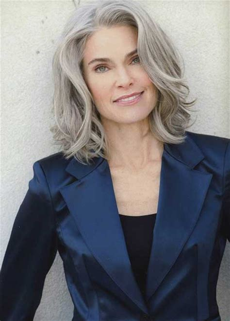 60 plus going grey 20 best hair styles for older women long hairstyles