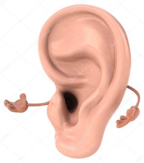 imagenes animadas orejas oreja de dibujos animados foto de stock 169 julos 57392667